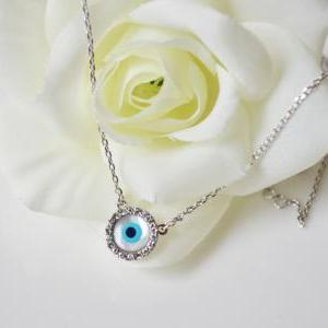 Evil eye necklace,eye necklace,prot..